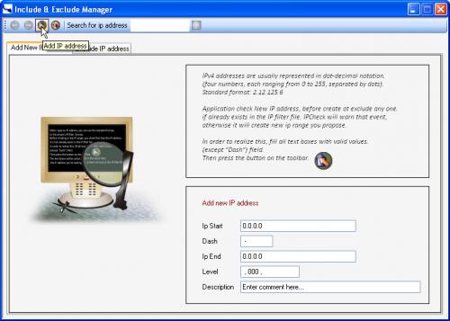 IPcheck添加新的IP过滤