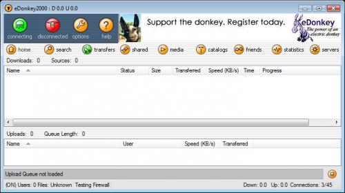 电驴软件界面图