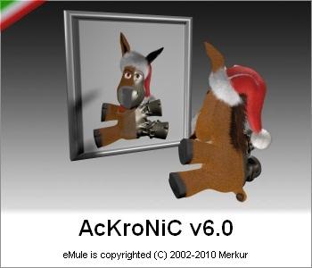 eMule 0.50a AcKroNiC 6.0